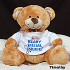 Bearly Special Nurse Plush Teddy Bear