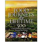 Food Journeys of a Lifetime Book