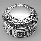 Engraved Beaded Jewelry Box