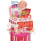Valentine's Day Candy Basket