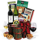 Cakebread Duo Wine Gift Basket