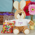 Personalized Bunny with Jelly Beans