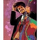 Bob Dylan Pop Art Print