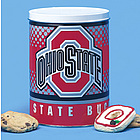 Ohio State Cookie Tin