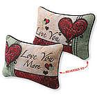 Love You Reversible Pillow