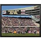 Personalized Chicago Bears Scoreboard 11x14 Canvas