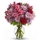 Kiss of Lavender Bouquet