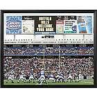 Personalized Buffalo Bills Scoreboard 11x14 Canvas