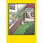 Camera Dog Funny Birthday Card