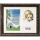 My Forever Friend Pet Memorial Frame
