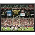 Personalized Arizona Cardinals Scoreboard 11x14 Canvas