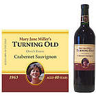 Personalized Turning Old Wine Bottle Label
