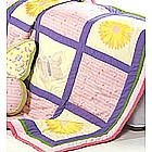 Garden Party Cloth Butterfly Quilt