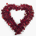 Garland Heart-Shaped Wreath
