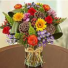 Fall Garden of Grandeur Flower Bouquet