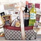 Caymus Conundrum Duet Wine Gift Basket
