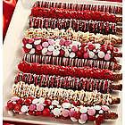 Valentine's Day Gourmet Pretzel Rods