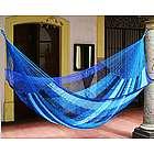 Blue Caribbean Double Hammock