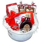 Be Mine Valentine Breakfast Gift Bucket