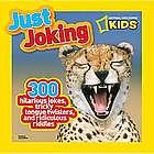 National Geographic Kids Just Joking Book