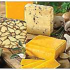 Harmony Golden Age Cheese and Sausage Quartet Gift Set
