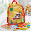 Personalized Backpack with Play-Doh Activities