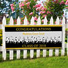 Personalized Congratulations Graduation Banner