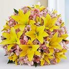 Spring Lily Medley Bouquet