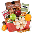 Men's Fruit and Snacks Get Well Gift Basket