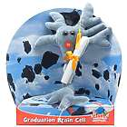 Graduation Brain Cell Musical Plush Doll