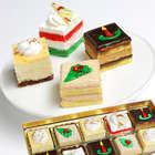 Holiday Petit Fours Gift Box