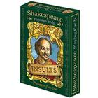 Shakespeare Insults Literary Playing Cards