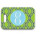Ironwork Personalized Luggage Tag