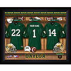 Personalized Baylor Bears Print