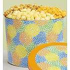 Spring Blossoms Popcorn Tin
