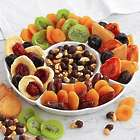 Fruit, Nuts, and Ceramic Tray Gift Set