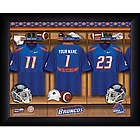Personalized Boise State Broncos Print