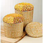 Popcorn Lovers 4-Flavor Gift Tin