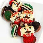Nutcracker Belgian Chocolate Covered Oreo Cookies