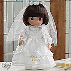 Personalized Precious Moments First Holy Communion Doll