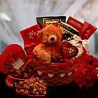You Little Devil Chocolate Temptations Gift Basket