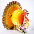 "12"" Turkey Paper Centerpiece"