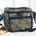 Camouflage Personalized Monogram Sport Cooler