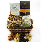 Sweet and Salty Nut Sampler Gift Basket