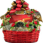 Sweet Devotion Romantic Treats Gift Basket