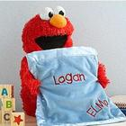 Personalized Peek-a-Boo Elmo Stuffed Animal