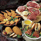 Steak and Seafood Gift Pack with Cheesecake
