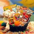 Kid's Activity Gift Basket