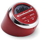 Red Digital Kitchen Timer