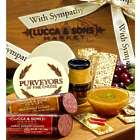 Sausage and Cheese Sympathy Gift Box